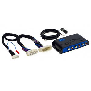 PAC AmpPRO 2010–15 Amp Interface for Chrysler / Dodge / Jeep / Ram
