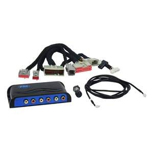 PAC AmpPro for Select Ford and Lincoln Vehicles with 24-pin