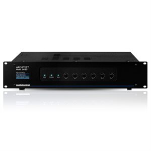 AudioControl 2 Ch High-Current Amp with Speaker Equalizer