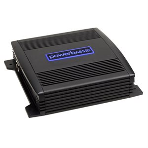PowerBass 2 Channel 100W 2 Ohm Class A / B Amplifier