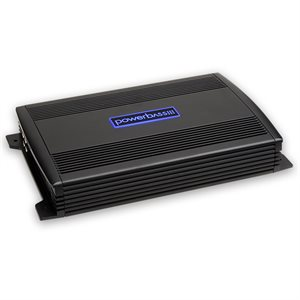PowerBass Monoblock 400W A / B Amplifier