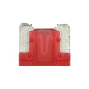 Install Bay 15 Amps Mini Low-Profile Fuses (25 pk)