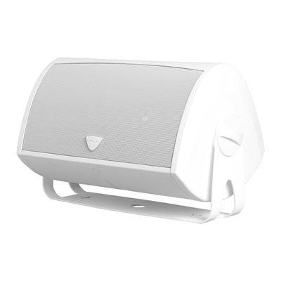 Def Tech Indoor / Outdoor Loudspeaker w / Bracket (white)(single)