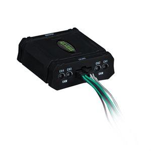 Axxess 80 Watt 4 Channel Line Output Converter