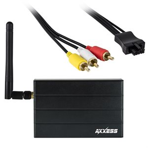 Axxes Car Audio Wi-Fi Mirror Interface thru HDMI