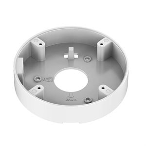 ZUUM D2MP Series Medium Dome Camera Base (white)
