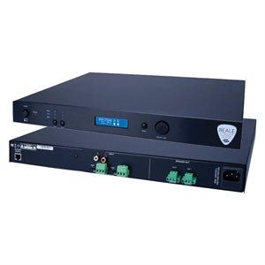 Beale Street 2x500W 70V / 100V / 8ohm Digital Amplifier w / 2 Inputs