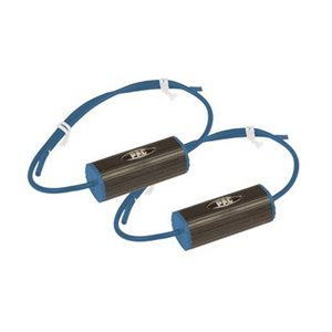 "PAC 6""x9"" Bass Blockers (blue, pair)"