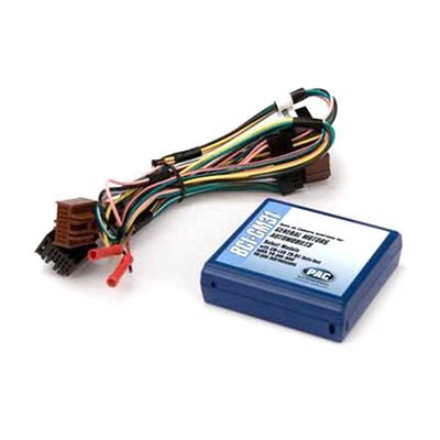 PAC Select GM Backup Camera Interface