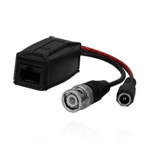 ZUUM HD CVI / TVI / AHD Cat 5 / 6 Video & Power Extender