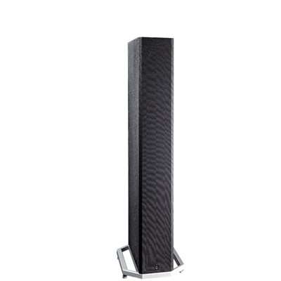 "Def Tech Bipolar Tower Speaker w / Integrated 8"" Sub(single)"