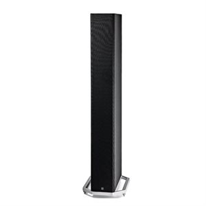 "Def Tech Bipolar Tower Speaker w / Integrated 10"" Sub(single)"