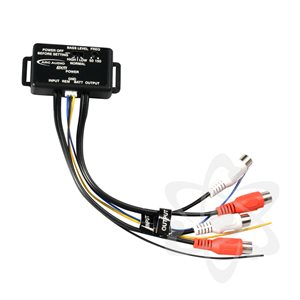 ARC Audio BX2 In-Line RCA Bass Enhancement Module