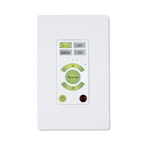 Russound CA4 System Keypad Cover (white)