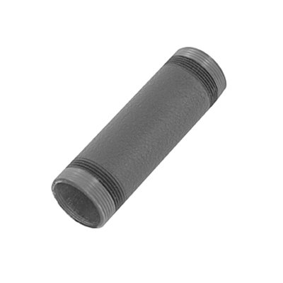 """Chief 6"""" Fixed Extension Column (black)"""