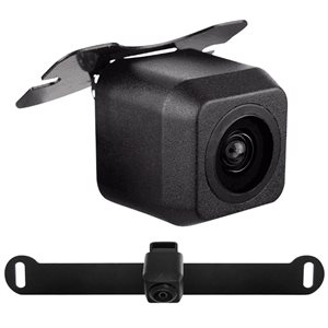 Rydeen Bundle (MINy3 Angle Mini Camera + License Plate Mount)