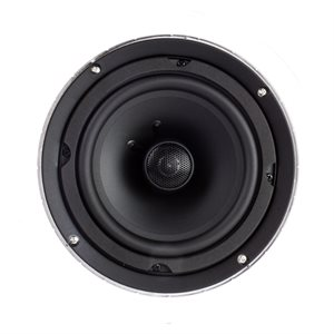 "TruAudio 8"" 2-Way Speaker w / Poly Woofer / Silk Tweeter (single"
