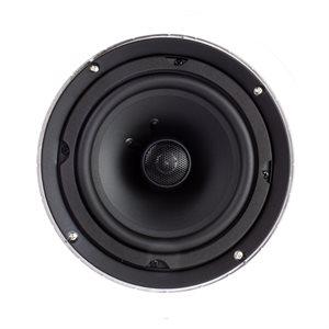 "TruAudio 8"" 2-Way Speaker w / Poly Woofer / Silk Tweeter (single"