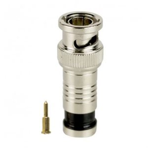 Ethereal RG6 BNC Compression Connector (50 pk)