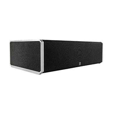 "Def Tech Center Channel Speaker w /  integrated 8"" bass radiat"