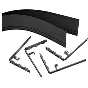 "Chief Side Cover Kit with ConnexSys Brackets, 6"" Depth"