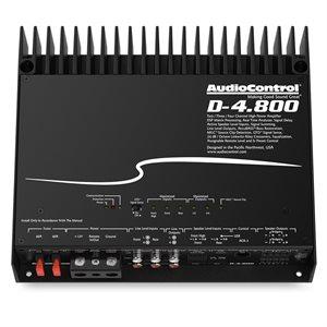 AudioControl 4 / 3 / 2 Channel Matrix DSP Amplifier