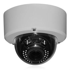 ZUUM 4MP IP Dome Camera w / 3.3–10.5mm Lens (white)