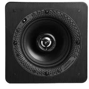 "Def Tech 5.5"" Square In-Wall / In-Ceiling Speaker (single)"