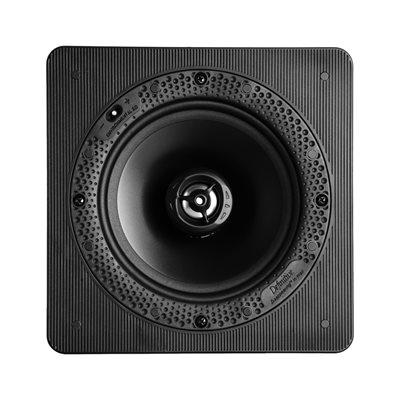 "Def Tech 6.5"" Square In-Wall / In-Ceiling Speaker (single)"