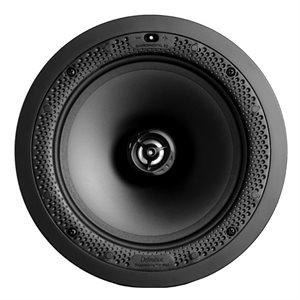 """Def Tech 8"""" Round In-Wall / In-Ceiling Speaker (single)"""