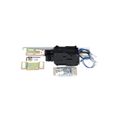 Install Bay 2-Door Cable Style Actuator Set