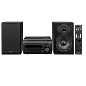 Denon Hi-Fi System with CD, Bluetooth and FM / AM Tuner