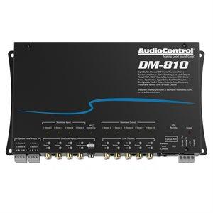 AudioControl 8x10 Channel Matrix DSP Processor