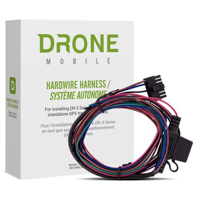 CompuStar Drone Hardware Harness for DR-5400