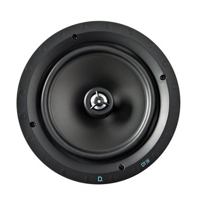 "Def Tech 8"" Round In-Ceiling Speaker (single)"