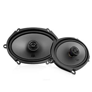 """Triton Audio 6x8"""" Coaxial 2-Way Woofer, 4-Ohm, 50W, 0.5"""" Twe"""