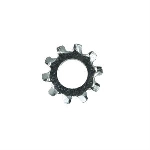 Install Bay #8 Lock Washer External (100 pk)