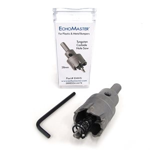 EchoMaster 28mm Hole Saw