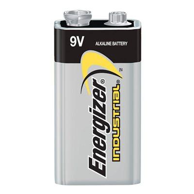 Energizer 9V Industrial Alkaline Battery