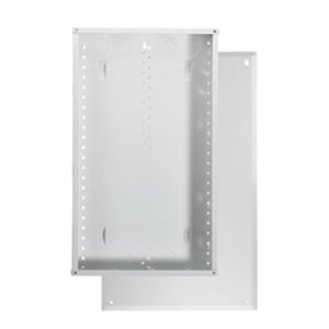 "On-Q 42"" Metal Enclosure with Screw-On Cover"