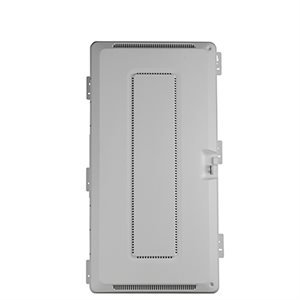 "On-Q 42"" Plastic Enclosure with Hinged Door"