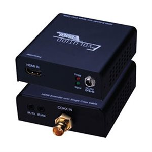 Vanco Evolution HDMI Extender Over Coax with EDID and IR