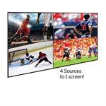 Vanco Evolution HDMI 4x4 Multi-Format Matrix w / Video Wall