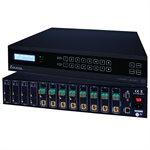 Vanco Evolution HDBaseT 8x8 Matrix Selector Switch 4K