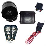 Excalibur Alarm System with Immobilizer Mode / Keyles Entry