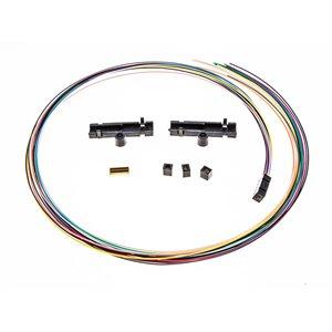 """Cleerline 36"""" 12-Fibers Buffer Tube / Ribbon Fan-Out Kit"""