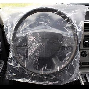 Slip-N-Grip Steering Wheel Cover - Bag Style, 500 per box