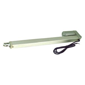 "Install Bay 4"" 110 lb Linear Actuator w / Potentiometer (sgl)"