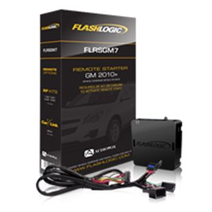 Audiovox GM Flashlogic Remote Start Bypass with T-Harness