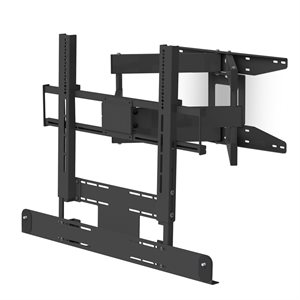 "Flexson 65"" Cantilever Mount for Sonos Playbar or Beam (blk)"